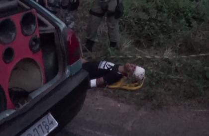 Três são mortos em emboscada na Cacimba Velha