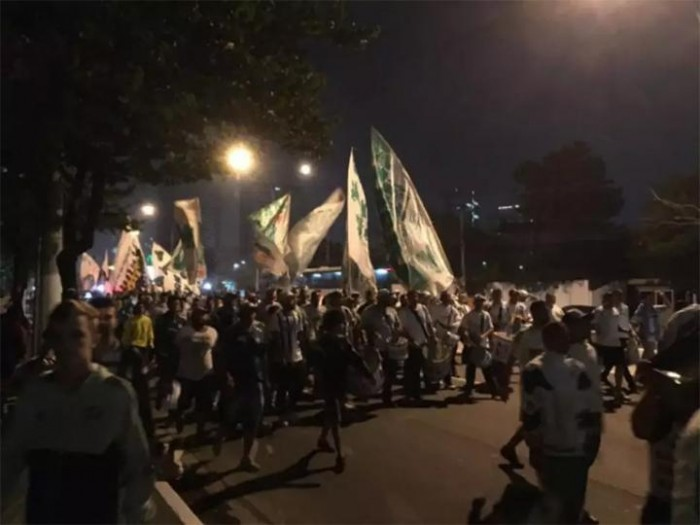 Após clássico, torcedor do Palmeiras morre esfaqueado