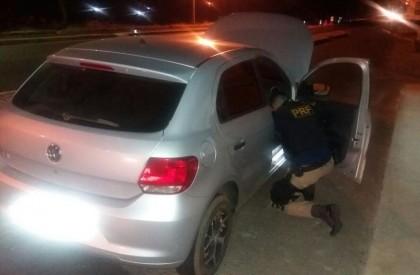 Carro roubado em Brasília é recuperado no PI após...