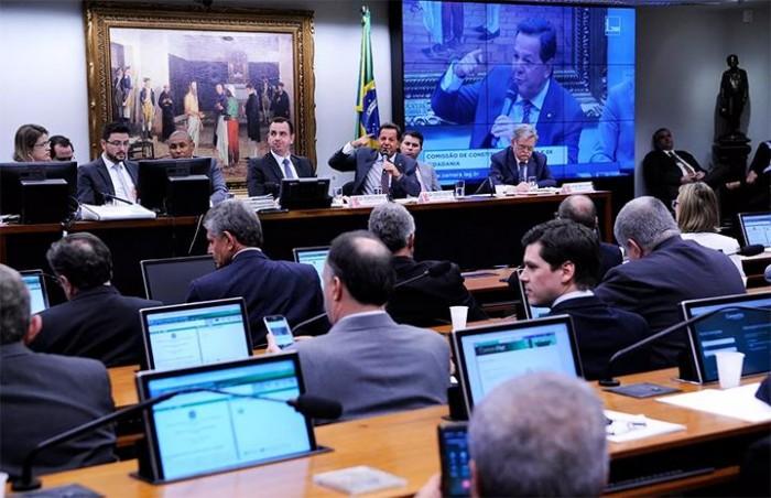 CCJ da Câmara rejeita denúncia contra Michel Temer