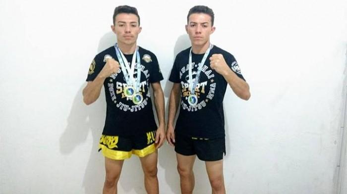 Copa Natal de Muay Thai: piauienses conquistam medalhas de ouro e prata