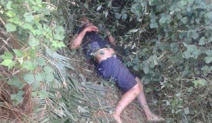 Corpo de homem é encontrado na zona rural de União