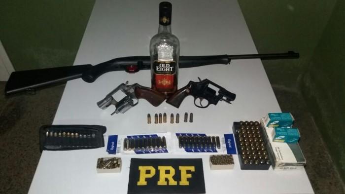 Homem é preso ao dirigir embriagado na BR-343