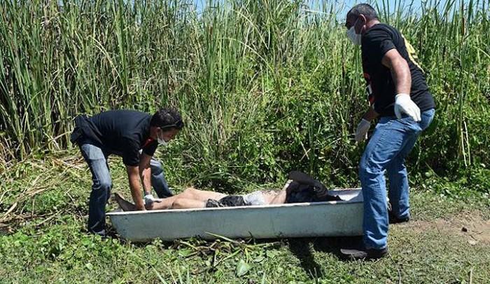 Jovem mata homem a pedradas e joga corpo em lagoa no PI