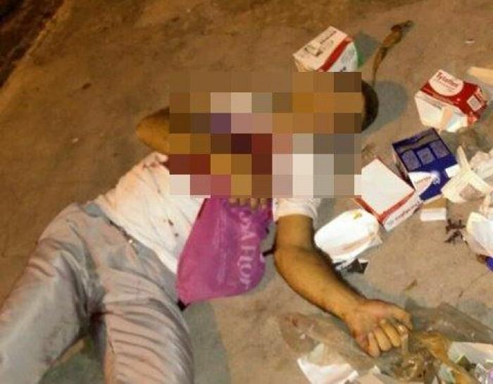 Morador de rua é assassinado com quatro tiros em Teresina