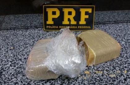 Passageiro é preso transportando drogas em ônibus no Piauí