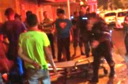 Policial é baleado em suposta tentativa de assalto