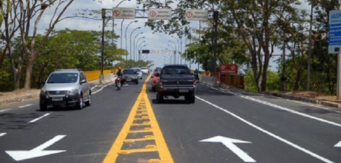 Ponte da Primavera será interditada neste sábado (15) para obras