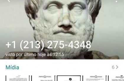 'Americano' com nome de rei grego quer denunciar ex-vereador