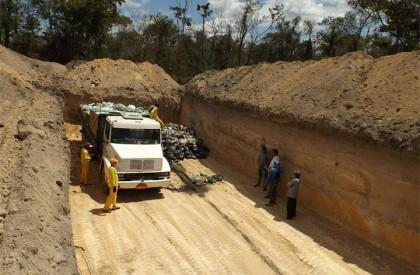 Barras inaugura aterro controlado e reduz impactos ambientais no município