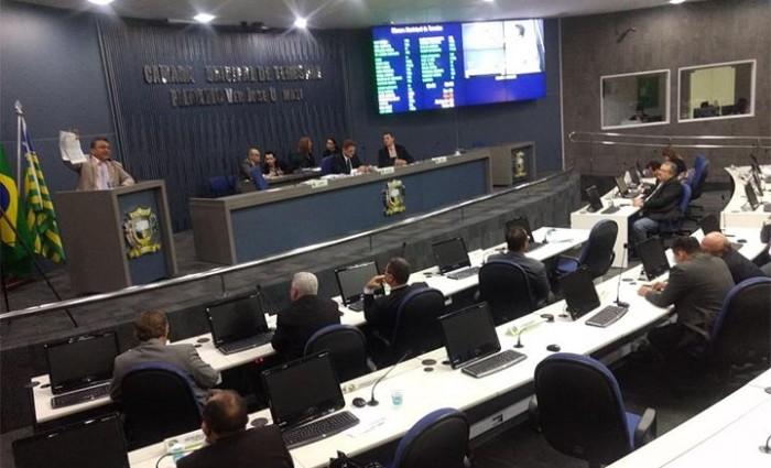 Câmara de Teresina agora tem painel e votação eletrônica