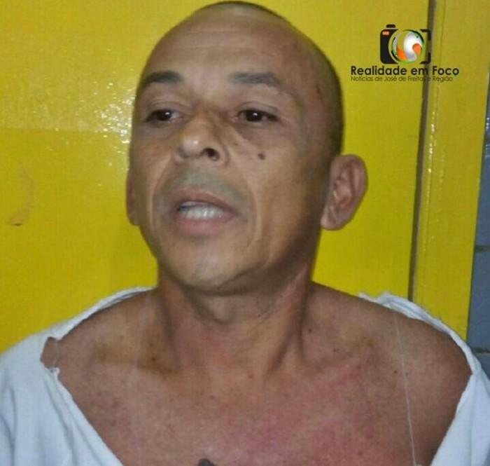Homem é preso com arma de fogo durante festejos de José de Freitas