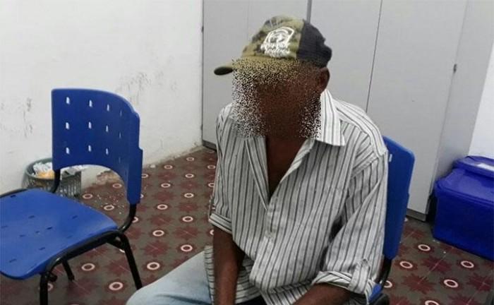 Idoso é preso acusado de estuprar criança de 5 anos em Massapê do PI