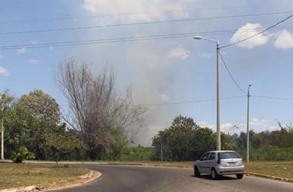 Incêndio na Av Cajuína chama atenção para início de...