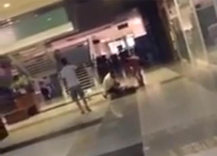 Jovem surta após sessão de filme de terror em shopping de Teresina