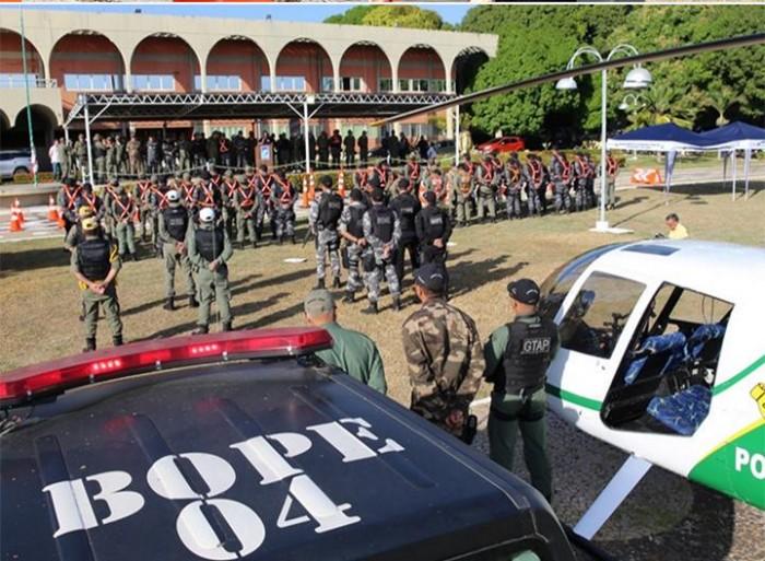 Operação Mandacaru irá intensificar blitzen em bairros de Teresina