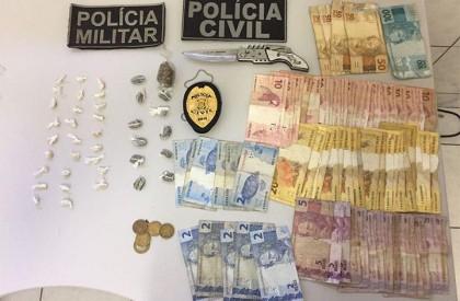Barras: Polícia desarticula quadrilha acusada de tráfico de drogas