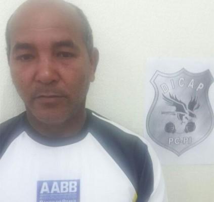 Polícia prende acusado de estupro em Teresina