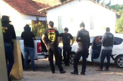 Operação: Polícia prende acusados de homicídio em Parnaíba