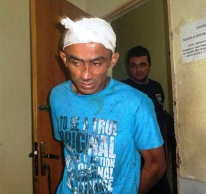 Polícia prende três homens acusados de homicídio...