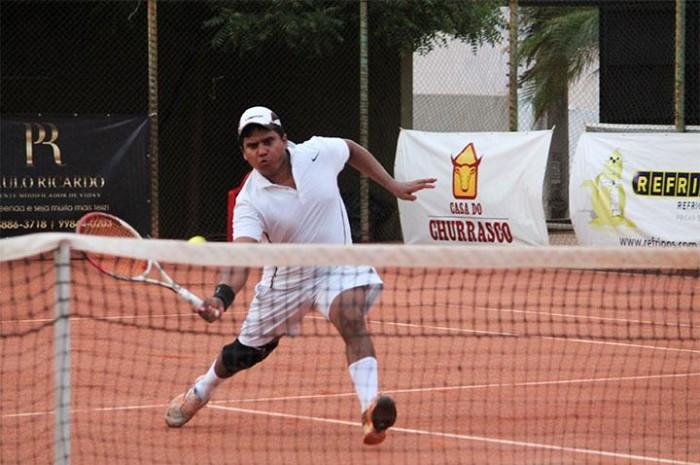 Semifinais do Circuito Piauiense de Tênis acontecem nessa sexta (11)