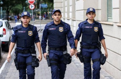Mais 10 guardas municipais concursados são nomeados em Teresina