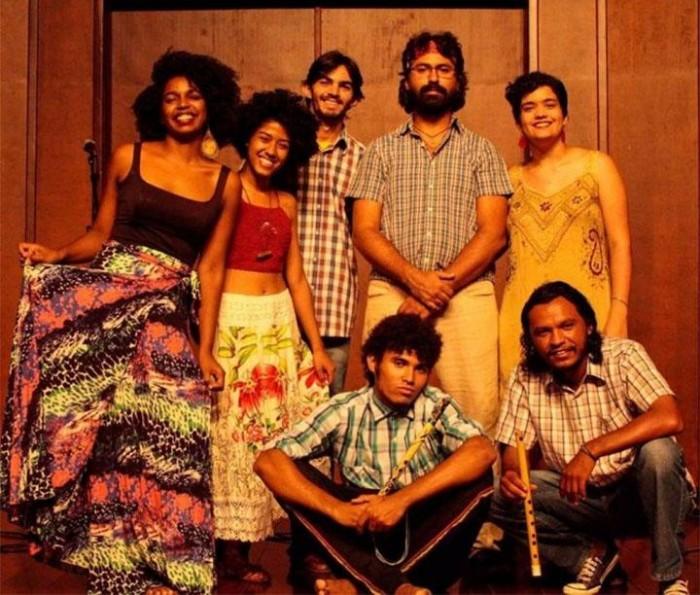 Banda Caju Pinga Fogo é atração no projeto Boca da Noite nesta quarta (13)