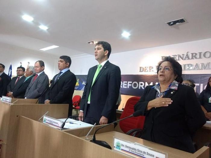 Audiência sobre Reforma Política reúne lideranças regionais em Timon