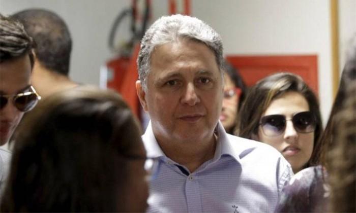 Ex-governador Anthony Garotinho é preso pela Polícia Federal