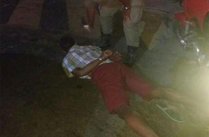 Polícia prende acusado de matar irmão a facadas em São Raimundo Nonato