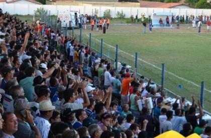 Jogo entre Parnahyba e Flamengo será com portões fechados
