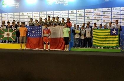 Jogos Escolares 2017: Piauí conquista medalhas no handebol e futsal