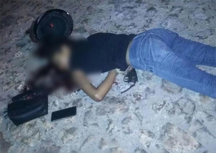 Mulher é morta após realizar assaltos na zona norte de THE
