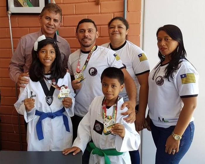 Piauienses ganham Campeonato Brasileiro de Taekwondo