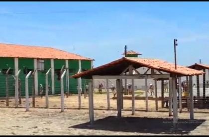 Presos fazem motim em penitenciária de Floriano