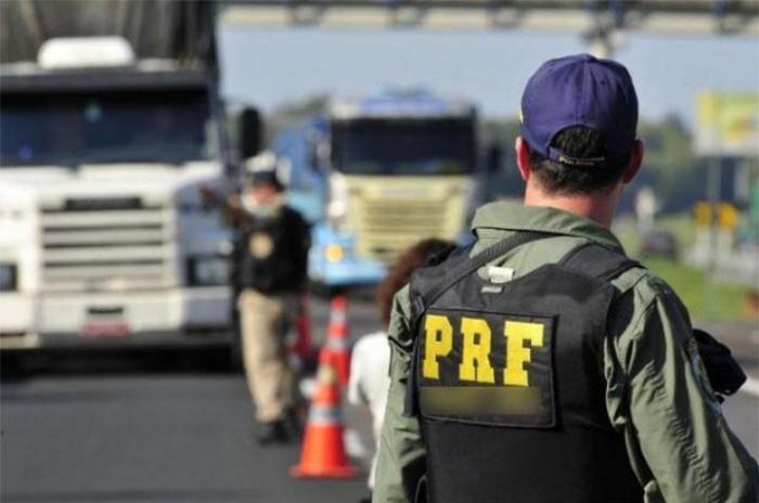 PRF divulga relatório parcial da operação independência