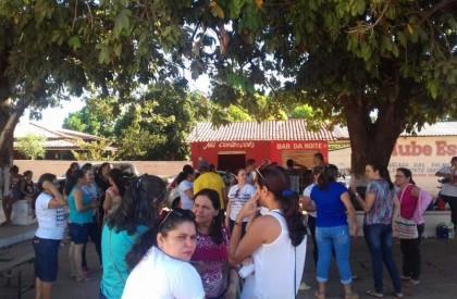 Professores entram em greve em Lagoa de S. Francisco