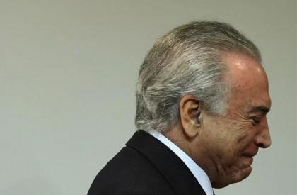 Supremo decide enviar denúncia contra Michel Temer à Câmara
