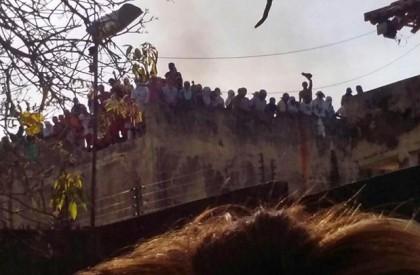 20 presos são recapturados após rebelião na penitenciária de...