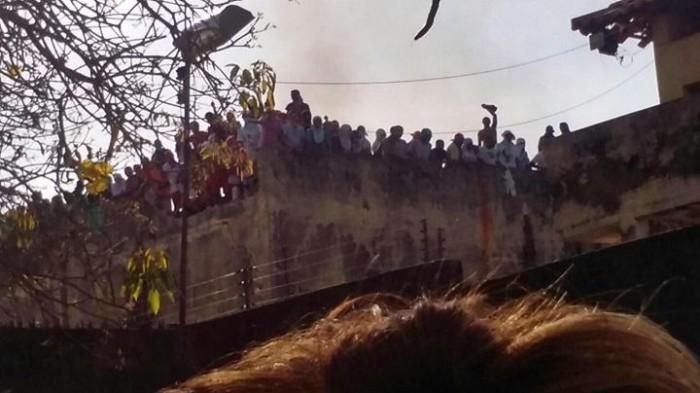 20 presos são recapturados após rebelião na penitenciária de Esperantina