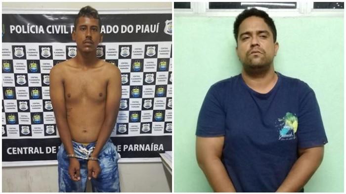 Acusados de roubar mais R$ 60 mil são presos em Parnaíba