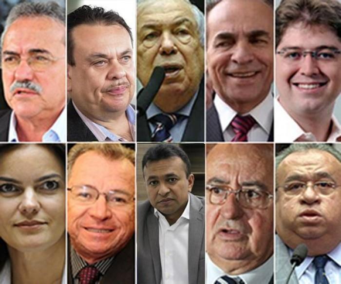 Bancada do Piauí fica 'dividida' na votação da denúncia de Temer