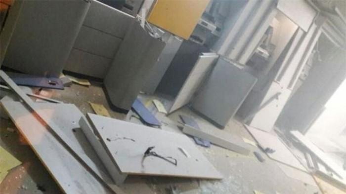 Bando armado explode agência do BB na cidade de Pio IX