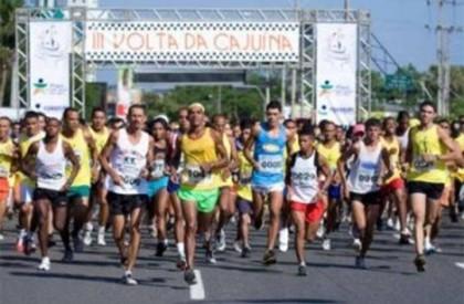Competição: Volta da Cajuína 2017 será realizada neste domingo...