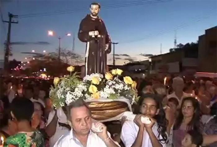 Dia de São Francisco será comemorado com procissões em Teresina