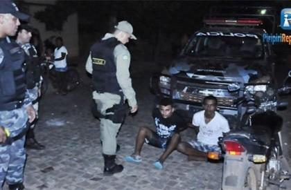 Fugitivos da penitenciária de Esperantina são presos em...