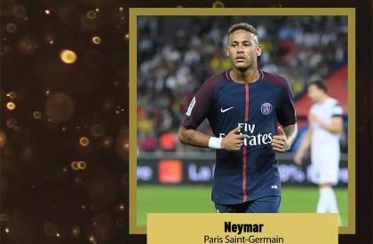 Neymar, Coutinho e Marcelo estão entre finalistas do Bola...