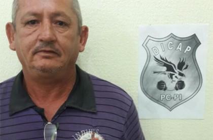 Polícia prende acusado de estuprar criança de 9 anos...