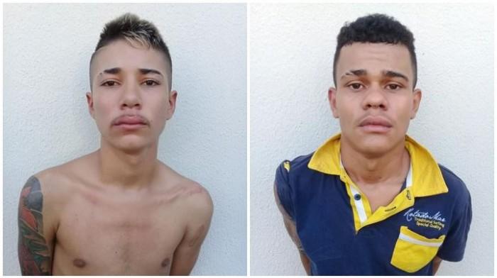 Polícia prende dupla envolvida em roubo de arma de policial em THE