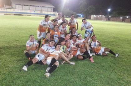 Tiradentes e São Paulo The vencem rodada da semifinal...